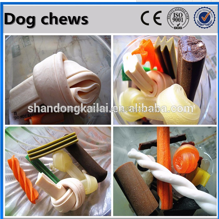 factory hot sales dog chewing gum making machine