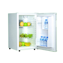 42 Litre solid door mini bar refrigerator small counter fridge for home and hotel