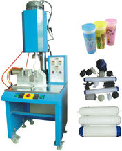 china paint bucket rotary melting machine