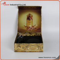 High Quality Fashion Wax Produce Paper Box Wholesale For Cosmetic