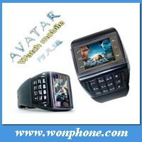 New AVATAR ET-3 Quadband-Dual Sim Card Dual Standby-Compass-Numberic Keypad-FM-1.33 touch screen
