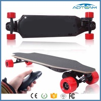 4 Wheel Powered Overboard Electric Skateboard Listrik Harga For Sale, Wholesale Electronic Boosted Skateboard Price Kit
