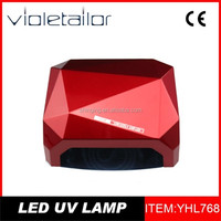 36wUV Nail Lamp 24WCCFL+12W LED High Power nail lamp lampada ccfl led 36w / led ccfl 36w / 36w uv led nail lamp