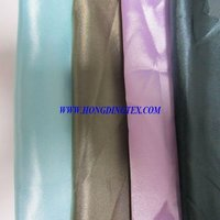 wholesale and polyester satin material manufacture