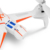 Professional aerial RC GPS photography drone