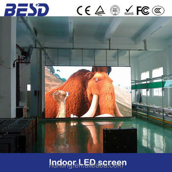BESD Indoor fixed installation LED display Screen