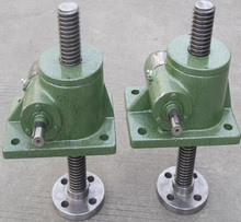 Hot Sale Worm Gear Cubical Screw Jack