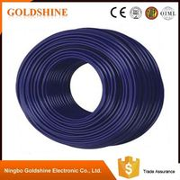 Competitive price factory directly 4mm2 solar twin dc cable