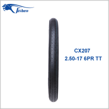 China Motorcycle Street Tire Front Tube Motorcycle 2.50-18