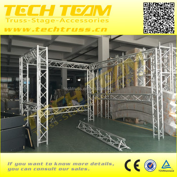 290mm truss compatible with global truss triangular truss
