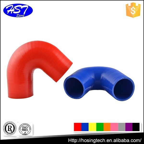 63mm automobile Turbo 135 degree Elbow silicone rubber hoses