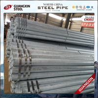 zinc coated galvanized steel pipe gi tube used pipe for greenhouse