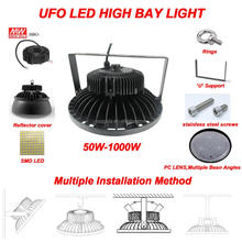 100w 150w 200w 240w ip65 zigbee CE ROHS ETL approved High quality UFO High Bay Led Lights, UFO LED high bay,UFO led light