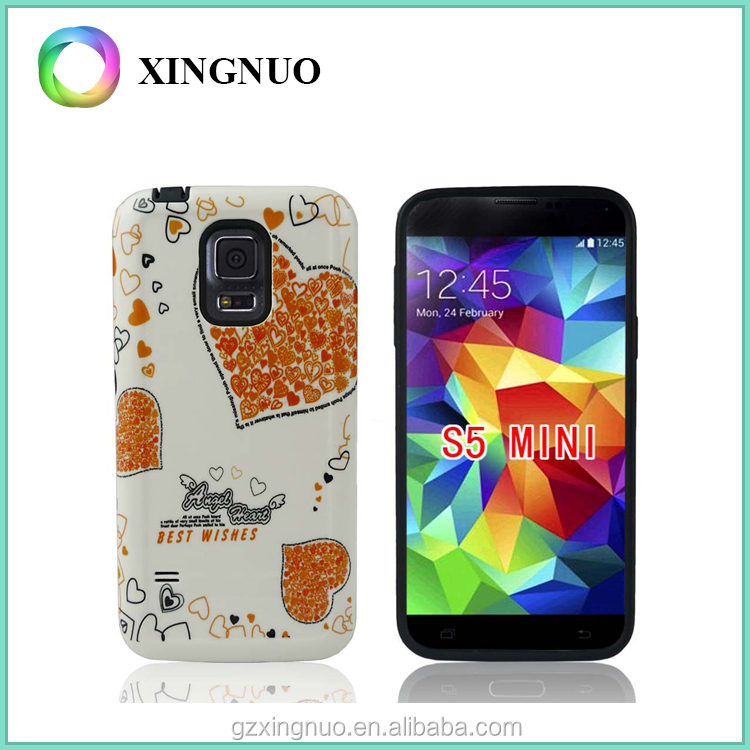 Custom Printed Phone Case for Samsung Galaxy S5 Mini