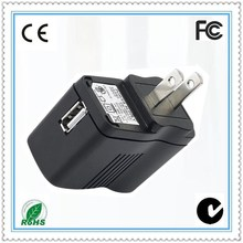 9V 9.5V 1A plug adapter ac 100-240v wall charger dual usb with us uk aus euro line