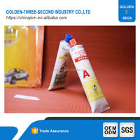 Suitable for automatic operation of repair glue for fabric,ab adhesive epoxy resin acrylic new style epoxy ab glue