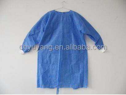 Medical disposable surgical gown