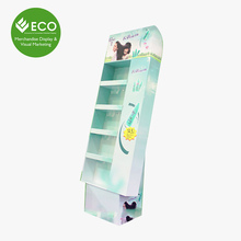 High Quality Paper Towel/Tissue/Wet PaperTowel Cardboard Display Stand For Big Promotion