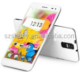 Factory price Android 3G cell phone with 5.5'' IPS screen, android 4.4kitat MTK 6582 quad core