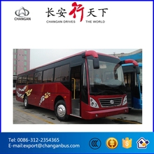 Changan 11m Labor Bus SC6108 using cummins engine with over 70 seats
