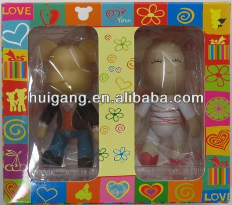 promotional product dolls idea figure 2013 new year gift