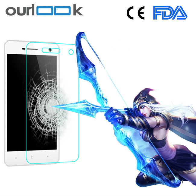 0.3mm thicness anti-blue light tempered glass screen guard for mobile