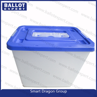 recycled storage box / create boxes custom ballot election box with multi-colors