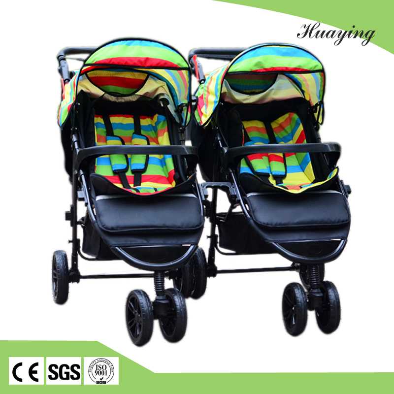 Manufacturers supplying kid new products easy travel The one luxury stroller baby pram for twins double stroller infant car seat
