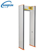 High Quality Archway Metal Detector Door ,Walk-through Metal Detector