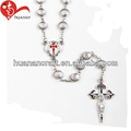 Custom religious christian products gifts holy metal rosary necklace
