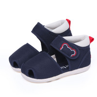 Antiskid Shoes Toddler Wear Fashion Design Soft Soles Baby Kid Prewalker Shoe