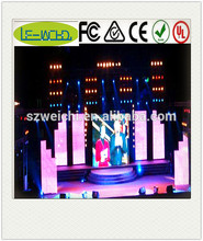 p16 2r1g1b outdoor full color led screen schermo led per palco indoor led panel
