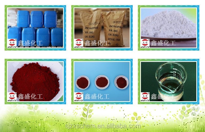 High purity zinc phosphate 50-52%