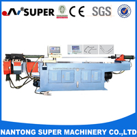 CNC Aluminum Tube 4D Bender Fabrication Used Pipe Bending Machines