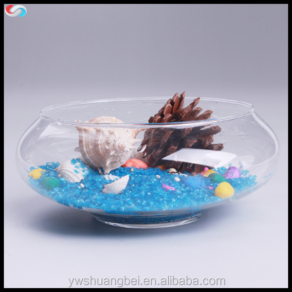 Round Fiberglass Fish Tank Square Coffee Table Aquarium