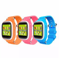 Kids Anti lost waterproof gps tracker watch with Pedometer and G-sensor