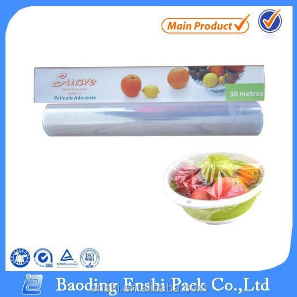 Hot saling Perforation Cling Film ,Pe Cling Film,Poly Package Film