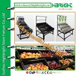 China factory fruit and vegetable rack