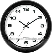 Countdown Clock WH-6865A Black Frame With White Dial