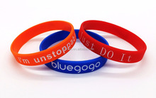 Custom Logo Healthy Care Mosquito Repellent Silicone Bracelets