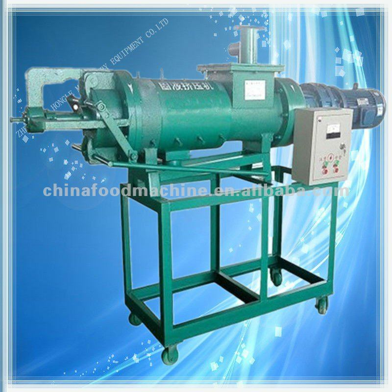 High Efficiency HL-TF Pig Dung Manure Dewatering Machine/ Pig Dung Drying machine