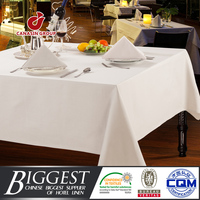 popular bamboo waterproof dining table cloth