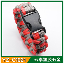 fashion bracelet clasps buckle,cheap paracord bracelet buckles,contoured side release plastic buckles