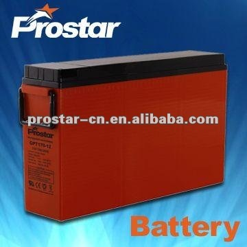 rechargeable sealed lead acid ups battery 12v 10ah