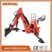 Brand new small backhoe with high quality