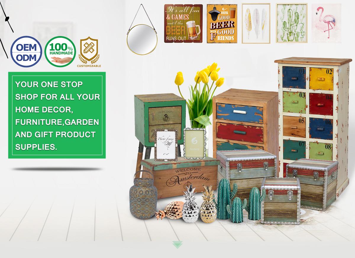 Xiamen Starlights Trading Co., Ltd. - Wooden Cabinet, Wooden trunk