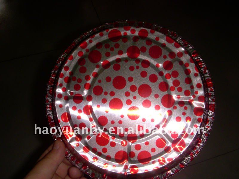 food packing foil Container for puffed rice