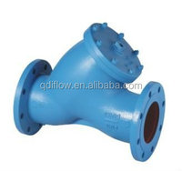 "Iron Water Meter Strainer with"" Y ""Type"