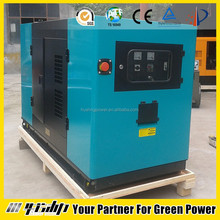 15-300kw Ric ardo diesel generator set,Soundproof and weather protecitve enclosure