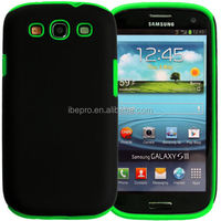 Dual Layer Shock Proof Combo Case Cover for Samsung Galaxy S3 i9300
